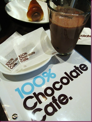 100% chocolate cafe tokyo