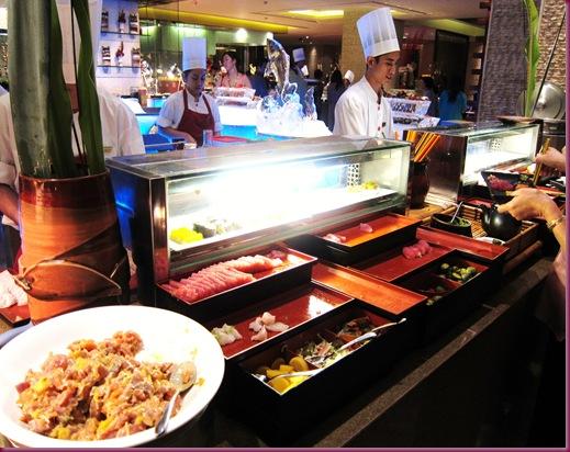 Heat buffet edsa shangri-la