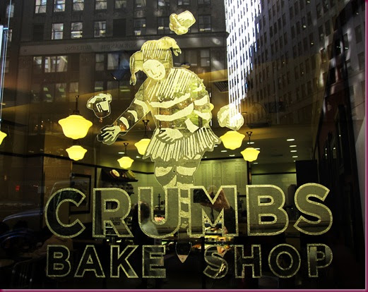 Crumbs Bakery Crumb Cake