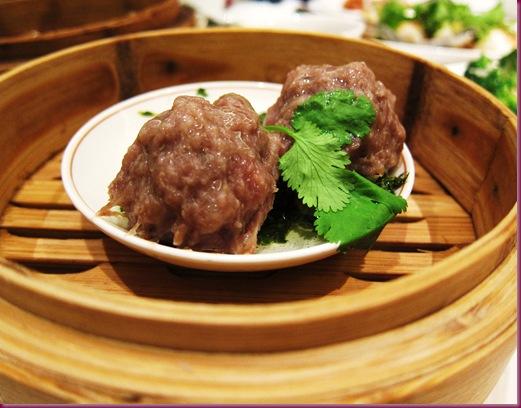 shang palace beef ball