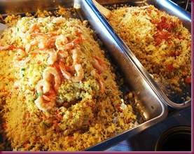 royal flora rajapruek food market fried rice