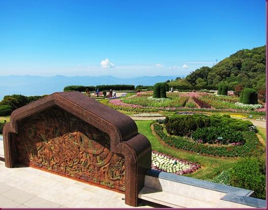 doi inthanon Napamaytanidol Chedi gardens