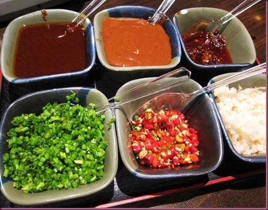 hotpot sauces