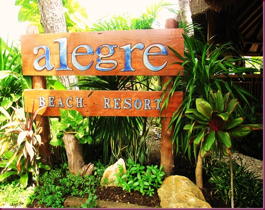 alegre beach resort