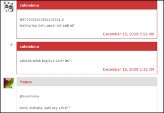 native blogger comment system tanpa threaded support