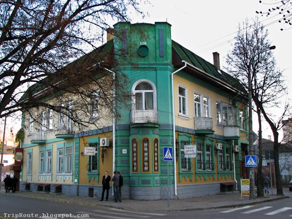 Старый дом Ровно