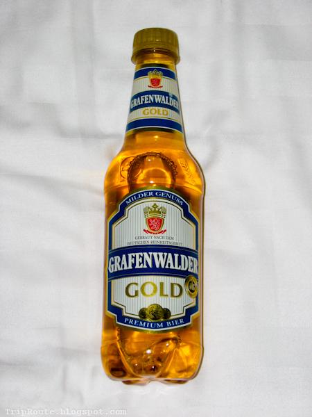 Немецкое пиво - GrafenWalder