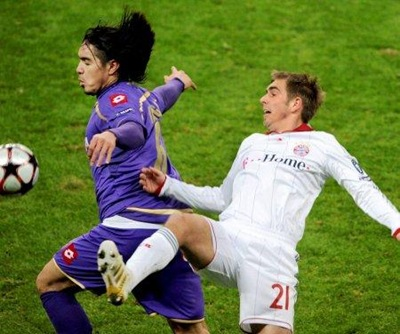 Bayern Munich 2, Fiorentina 1