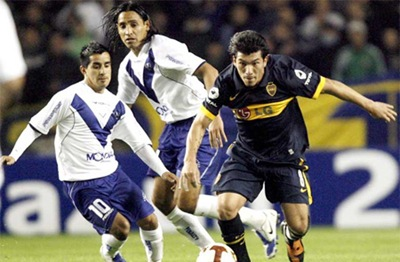 Vélez Sarsfield vs Boca Juniors