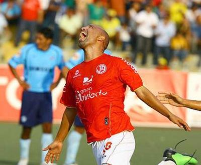 Bolivar vs Juan Aurich, Copa Libertadores
