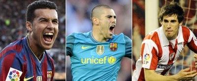 Pedro, Valdés y Javi Martínez, al Mundial