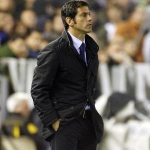 Enrique Sánchez Flores, DT de Atlético de Madrid