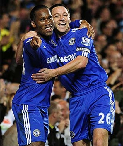 Chelsea  5 Blackburn 0
