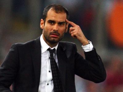 Josep Guardiola, es multado con 15.000 Euros por criticar a un árbitro