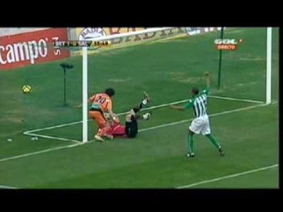 UD Salamanca vs Real Betis