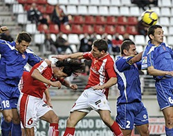 Girona FC vs Real Murcia
