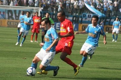 Sport Huancayo vs Sporting Cristal