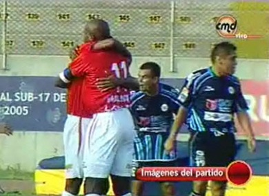 César Vallejo vs Juan Aurich