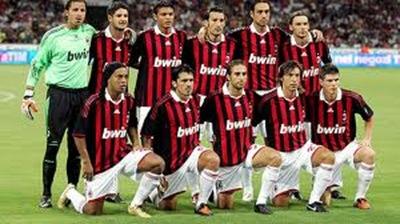 AC Milán enfrenta a Olympique Lyonnais