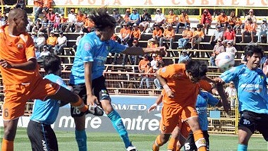 O'Higgins vs. Cobreloa
