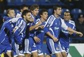 FC Dinamo Kiev  de Ucrania