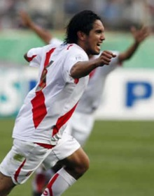 Juan Vargas convocado para el equipo titular de Markarián