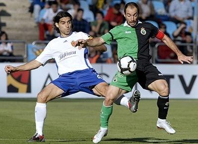 Real Zaragoza vs Málaga CF