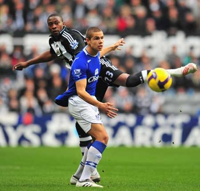 Everton FC vs Newcastle United