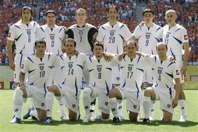 Montenegro enfrenta a Suiza, Eurocopa 2011
