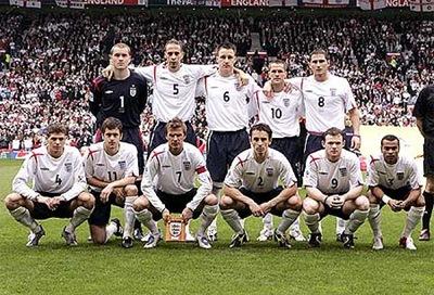 Inglaterra enfrenta a Rumanía por la Eurocopa 2011