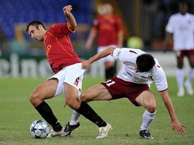 AS Roma vs CFR Cluj