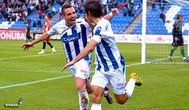 Recreativo de Huelva vs. Huesca
