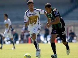 Pumas vs Santos Laguna