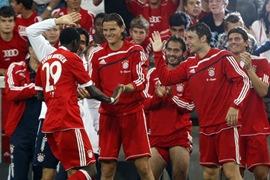 Bayern Munich enfrenta al Alemania Aachen