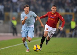 AS Roma vs SS Lazio, Copa Italia