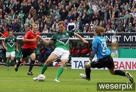 Werder Bremen vs FSV Mainz 05