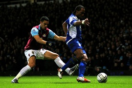Birmingham City vs West Ham United