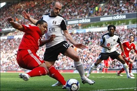 Liverpool vs. Fulham