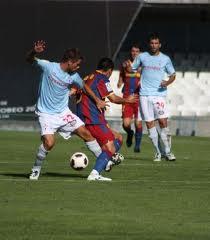 Barcelona B vs. Celta de Vigo