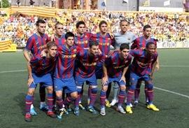 Barcelona B vs. Cartagena