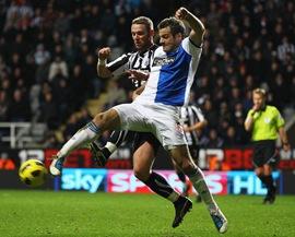 Blackburn Rovers vs Newcastle United