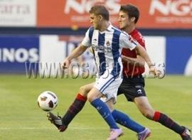 Real Sociedad vs.  Osasuna