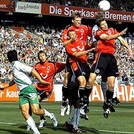 Werder Bremen vs Hannover 96,