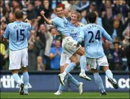 Manchester City enfrenta al Notts County FC