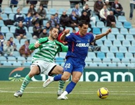 Getafe vs. Racing Santander