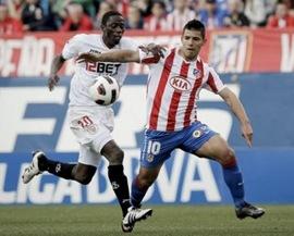 Sevilla vs. Sporting de Gijón