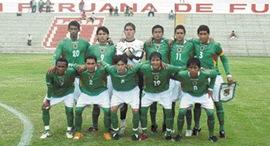 Bolivia enfrenta al Uruguay, por el Sudamericano Sub 17