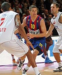 Menorca Basquet vs FC Barcelona