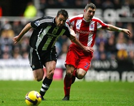Stoke City vs. Newcastle United