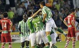 Real Betis vs. Salamanca